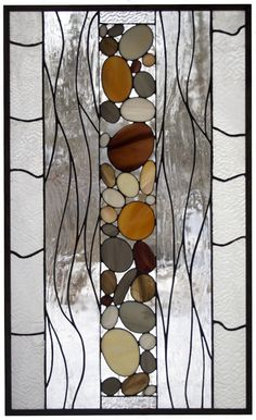 A Glass Garden - Fine art crafted in stained glass