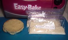 Easy Bake Oven Lemon Cake Mix Recipe - Food.com