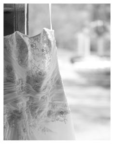 Bride's wedding dress by David's Bridal Rustic country themed wedding in the Allandale barn & gardens, Kingsport, TN Ashley Lodge Photography, Destination Wedding Photographer #ALBrides #AshLodgeAart