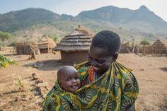 A proud Karamojong woman in Uganda Photo by luis barreto -- National Geographic Your Shot