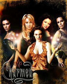 Charmed - My son's dream is that they do a movie with all the girls coming together.