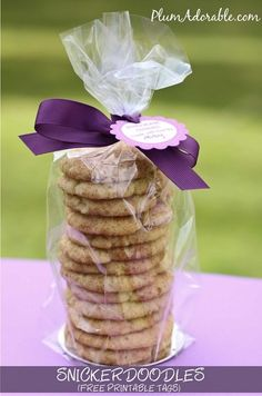 picture of bake sale tag
