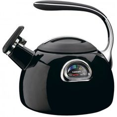 Cuisinart Black PerfecTemp 3-Quart Teakettle