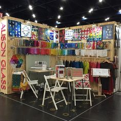 Here's a full shot! If you're at Market please join us for a designer meet and greet at the Andover booth  #quiltmarket with a note of your favorite booth. Thanks!