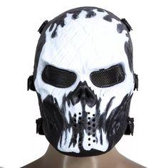 Mascara Estilo Scott Highlander Nomade Paintball E Airsoft - R$ 199,99 em Mercado Livre