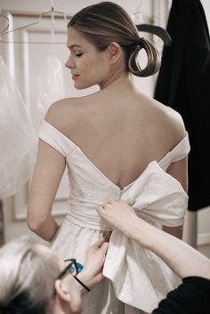 Marchesa bridal S16 - by karissa fanning