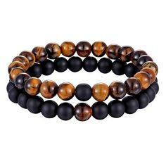 FREEShippingWorldwide.Bracelets Type: Strand BraceletsChain Type: Beaded BraceletMaterial: StoneSuitable for wrist size: 17-20cm Elasticity AdjustmentMaterial: 8mm Natural Stone Bead With every purchase,we plant a tree.