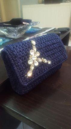 Luxury Crochet Purse Crochet Purses, Handmade Bags, Luxury, Crochet Bags, Handmade Handbags, Crochet Clutch Bags, Homemade Bags