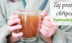 Vyzkoušený čaj proti chřipce s chilli a zázvorem