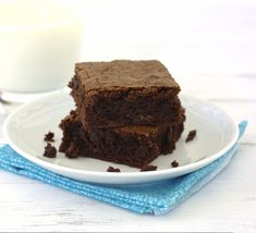 rich fudgy brownies_2604