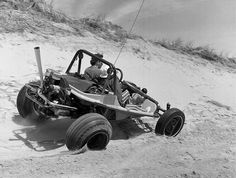 Awesome VW Beach Buggy
