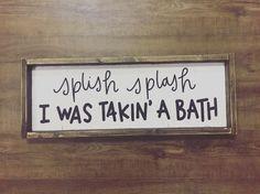 Splish Splash I Was Takin' A Bath