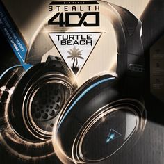 New TurtleBeach Stealth 400 headset. Loving it.