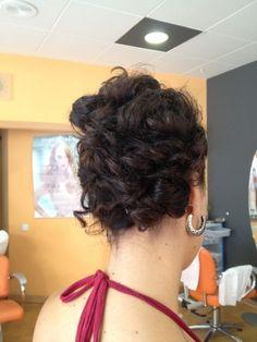 #recogido #boda #peinado #peluqueria #wedding #hairstyle