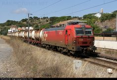 RailPictures.Net Photo: 4713 CP Portugal Siemens CP 4700 series at Santiago do Cacem, Portugal by Antonio J Pombo