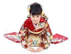#Kyoto #Kimono #Dogeza #Japan #Obi #Hurisode