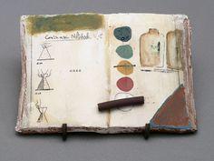 Nancy Selvin Studios - Ceramic Notebook