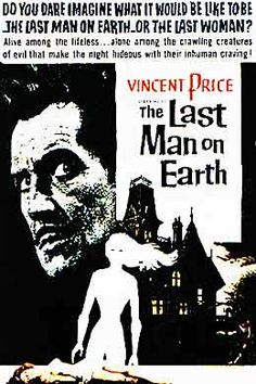 Vincent Price in The Last Man on Earth