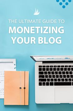 Want to turn your blog into a money-making business? In this ultimate guide, you'll learn the 6 most popular techniques for monetizing your blog, pros and cons for each method, and how to get started! #makemoneyblogging via @tailwind