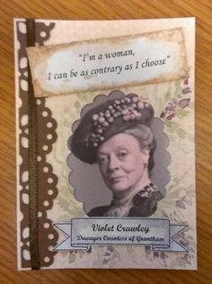 Downton Abbey: Lady Violet