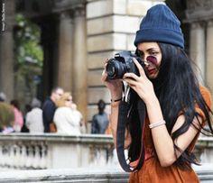 Street Style - Nadia Sarwar wears KG Kurt Geiger 'Cassie' Bracelet  www.froufrouu.com