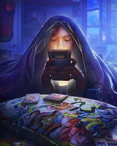Game Boy Nights - Created by Rachid Lotf - Games - Game Art Video Games Funny, Retro Video Games, Video Game Art, King's Quest, Ps Wallpaper, Flipper, Pop Culture Art, Gaming Wallpapers, Gaming Memes