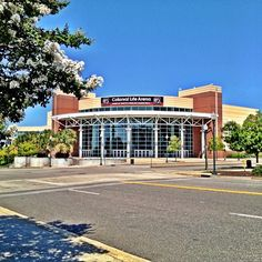 Colonial Life Arena in Columbia, SC