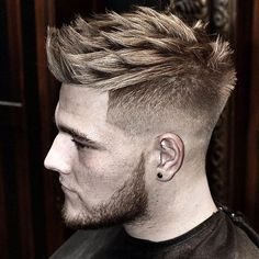awesome 15 Cool Hairstyles for Guys