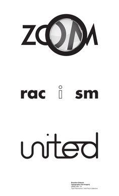 #zoom #racism #united #logo #verbicon