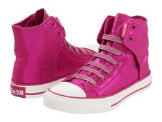 for Nora......Converse Kids Chuck Taylor® All Star® Easy Slip (Toddler/Youth) Raspberry Rose - Zappos.com Free Shipping BOTH Ways