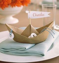 Party Frosting: Sailboat