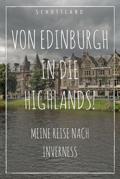 Auf meinem Kurztrip erkunde ich die Hauptstadt von Schotland: Edinburgh. Mit dem Zug geht es dann in die Highlands nach Inverness. Was man im Urlaub im Januar dort so erleben kann, erzähle ich dir in meinem Blogbeitrag.