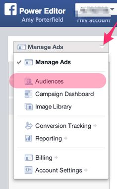Facebook Ad Targeting - working in Power Editor #FacebookTips #SocialMediaTips #SocialMedia