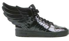 Jeremy Scott x adidas Originals JS Wings Sneakers / Wantering