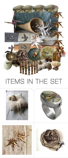 """Home Spun Fun"" by whimzingers ❤ liked on Polyvore featuring art"