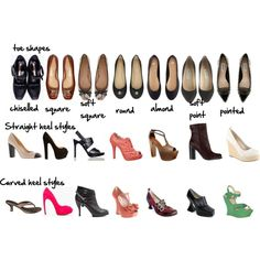 shoes - glossary by imogenl on Polyvore