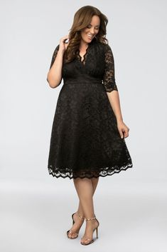 Trendy Party Dress Plus Size Skirts 56 Ideas Plus Size Lace Dress, Plus Size Black Dresses, Plus Size Cocktail Dresses, Plus Size Party Dresses, Lace Party Dresses, Plus Size Skirts, Plus Size Outfits, Dresses Uk, Tunic Dresses