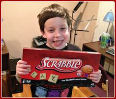 Win Classic Scrabble With Power Tiles (Ends 3/17)