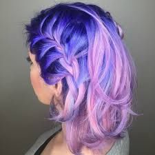 35 Purple Ombre Hair Color Ideas 2018