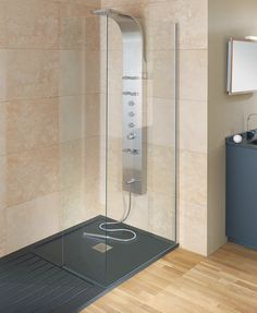 Nice shower! Fiora Touch Your Bathroom