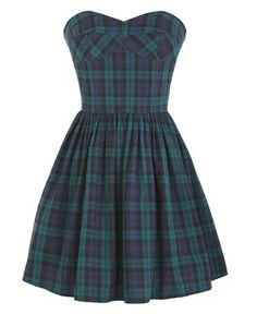 Jack Wills Foxwood dress -- this kind of reminds me of one of Clara's dresses from Doctor Who