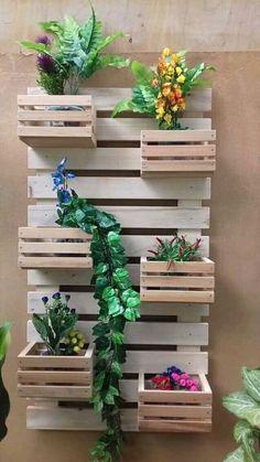 8 Excellent Pallet Garden Ideas For Your Backyard