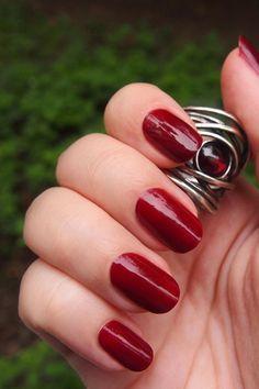 red manicure #red #manicure #love #nails #nailart #beautiful #gelnails #nail #art #naildesign #fashion #gelpolish #nailswag #nailpolish #nailsoftheday Red Manicure, Gel Nails, Swag Nails, Gel Polish, Nailart, Nail Designs, Beautiful, Gel Nail, Nail Swag