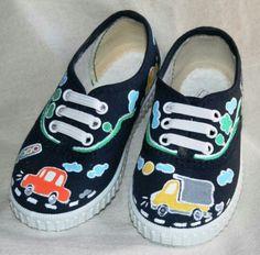 Zapatillas coches