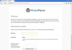 How to install wordpress on Ubuntu 14.04 or Linux Mint 17 or Debian 7 Wheezy - http://www.enqlu.com/2014/05/how-to-install-wordpress-on-ubuntu-14-04-or-linux-mint-17-or-debian-7-wheezy.html