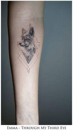Thank you Sara x Fox Tattoo Design, Tattoo Designs, Tattoo Ideas, Body Art Tattoos, I Tattoo, Animal Tattoos, Fox Tattoos, Inner Forearm, Fox Art