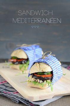 Sandwich-mediterraneen