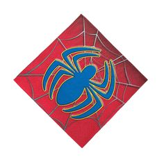 Ultimate Spider-Man Luncheon Napkins - OrientalTrading.com