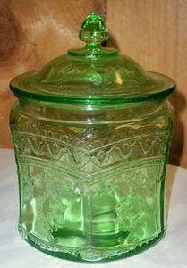 Patrician Cookie Jar