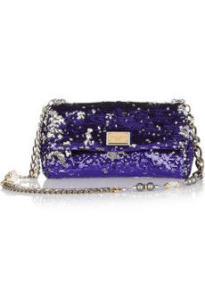 Dolce & Gabbana Sequined bag